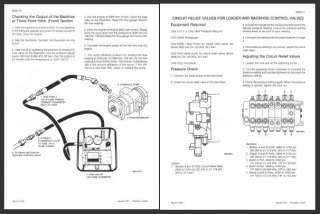 CASE 580 SUPER K LOADER BACKHOE CK SERVICE MANUAL CD