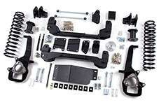 SUSPENSION LIFT KIT 4 09 11 DODGE RAM 1500 4WD #D1