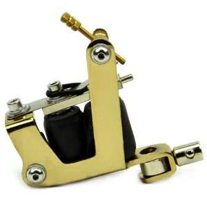 Wrap Coil Tattoo Machine Shader Liner   Brass