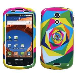 SAMSUNG D700 (Epic 4G) Pop Square Phone Protector Cover Case Cell