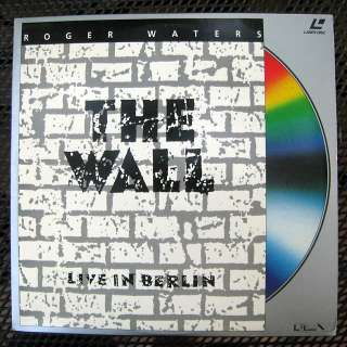PINK FLOYD COLLECTION THE WALL/LIVE AT POMPEII/PULSE/ROGER WATERS