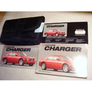 2006 Dodge Charger Owners Manual Dodge Books
