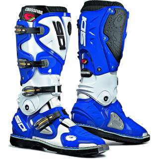 SIDI CROSSFIRE MX ENDURO OFF ROAD STEEL TOE MOTOCROSS DIRT BIKE MOTO