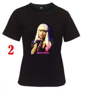 Nicki Minaj Collection T Shirt S 2XL   Assorted Style