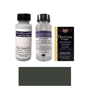 Oz. Glance Gray Metallic Paint Bottle Kit for 1991 Subaru Legacy (116