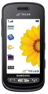 New Unlocked Samsung SGH Solstice   Black Cellular Phone GSM