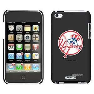 New York Yankees Yankees on iPod Touch 4 Gumdrop Air Shell