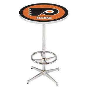 36 Philadelphia Flyers Orange Counter Height Pub Table