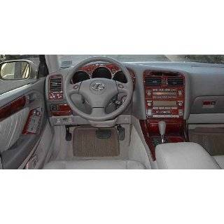 GS300 GS 300 1993 1994 1995 1996 1997 INTERIOR WOOD DASH TRIM KIT SET