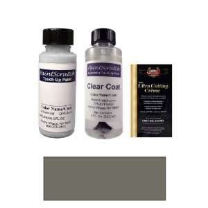 2 Oz. Twilight Gray Metallic Paint Bottle Kit for 2011