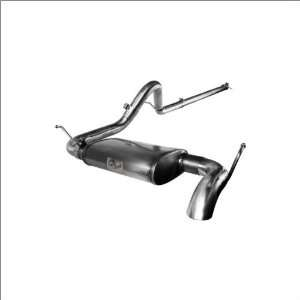 aFe Power Mach Force Xp Exhaust 07 11 Jeep Wrangler