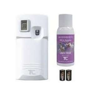 TC Microburst 3000 LCD Select Complete Air Freshener Kit
