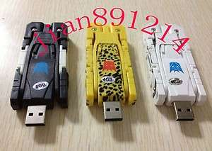 16/32GB Transformers Ravage USB Flash Memory Stick Drive