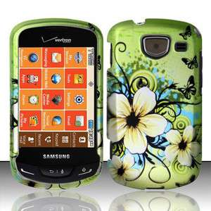 SnapOn Hard Phone Protector Cover Case FOR Samsung BRIGHTSIDE U380