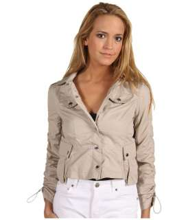 NEW Michael Kors Cropped Military Jacket Sz 6P $120
