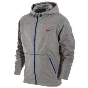 Nike Kobe FT Mens Basketball Hoodie Gray  Sports
