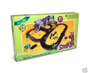 Auto World Scooby Doo Slot Car Race Set