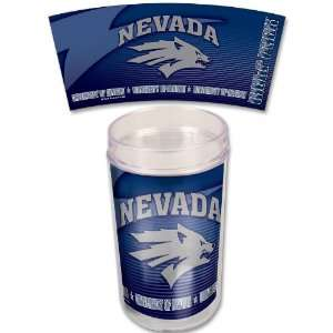 NCAA Nevada Wolf Pack 16 Ounce 4 Pack Tumblers Sports
