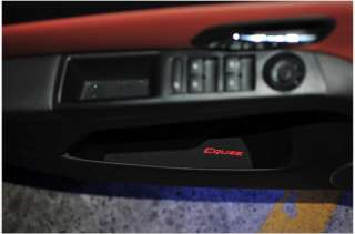 CHEVY CRUZE]Front, Rear Door Pocket, Cup Holder Mats