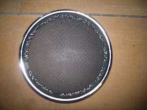Jaguar XJ8 Vanden Plas OEM Genuine Speaker cover 4 1998   2003 OEM