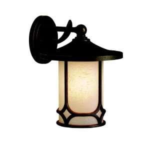 Kichler Lighting 9366AGZ Chicago Light Outdoor Wall Lantern, Aged