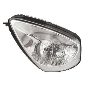 New Replacement 2002 2005 Mitsubishi Eclipse Headlight Assembly Right
