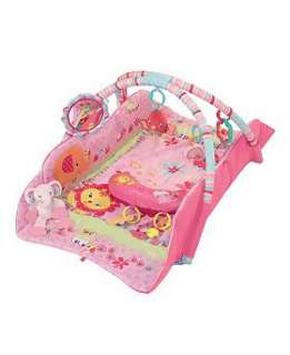 Bright Starts Pink Babys PlayPlace Deluxe 10122321