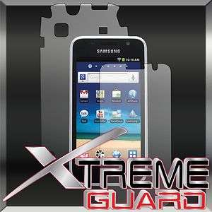 NEW Samsung Galaxy Player 4 FULL BODY Clear LCD Screen Protector Case