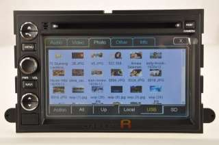 2011 2010 09 08 07 06 Ford Explorer DVD GPS Navigation Radio  SD