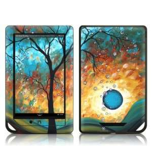Aqua Burn Design Protective Decal Skin Sticker for Barnes