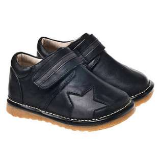 harryinfant toddler leather squeaky shoes by my little boots