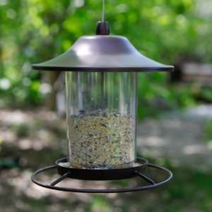 Perky Pet Small Panorama Bird Feeder Patio, Lawn & Garden