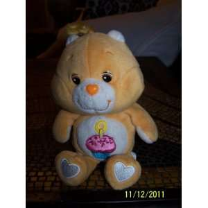 The Care Bears Birthday Care Bear Plush 8