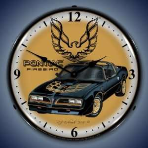 Clock GMRE1009268 14 1977 Pontiac Firebird Lighted Clock Automotive