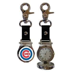 Chicago Cubs MLB Photodome Clip On Watch
