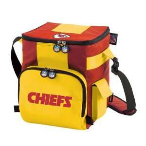Kansas City Chiefs NFL 18 Can Cooler Bag  Sports