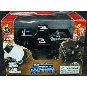 Dale Earnhardt Diecast GM Goodwrench 1/43 Muscle Machine