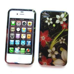Case Image Cover Autumn Flowers Design Cell Phones & Accessories