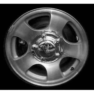 99 00 FORD F150 PICKUP ALLOY WHEEL RIM 16 INCH TRUCK, Diameter 16