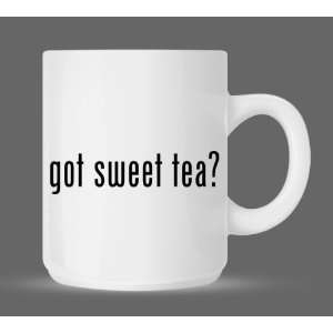 sweet tea?   Funny Humor Ceramic 11oz Coffee Mug Cup