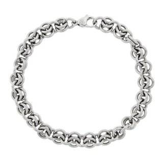 Mens Stainless Steel Chain Bracelet, 9 Jewelry