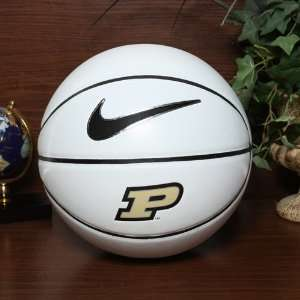 Nike Purdue Boilermakers Autograph Basketball  Sports