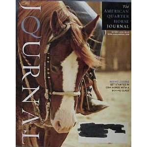 American Quarter Horse Journal October 2008 (World