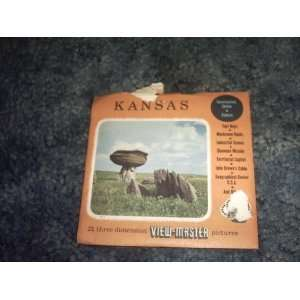 Kansas View Master Reels SAWYERS Books
