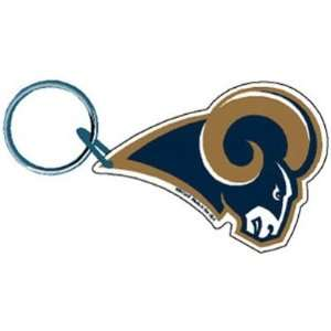 Saint Louis Rams NFL Key Ring