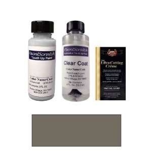 2 Oz. Tent Gray Metallic Paint Bottle Kit for 2007 Nissan