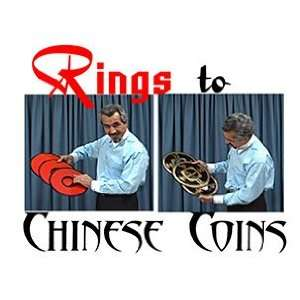 Rings to Chinese Coins   Tora Toys & Games