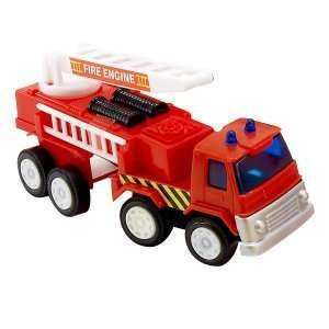 Fire Engine Trucks Toys & Games