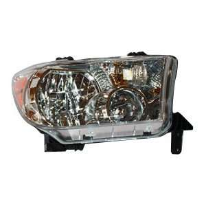 20 6847 00 Toyota Tundra Passenger Side Headlight Assembly Automotive