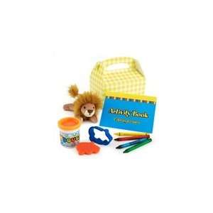 Safari Friends 1st Birthday Party Favor Box Toys & Games